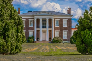 Beautiful Rippavilla will be on the 2015 Home Tour. Do you like Civil War history? If so, Rippavilla is a must-see!