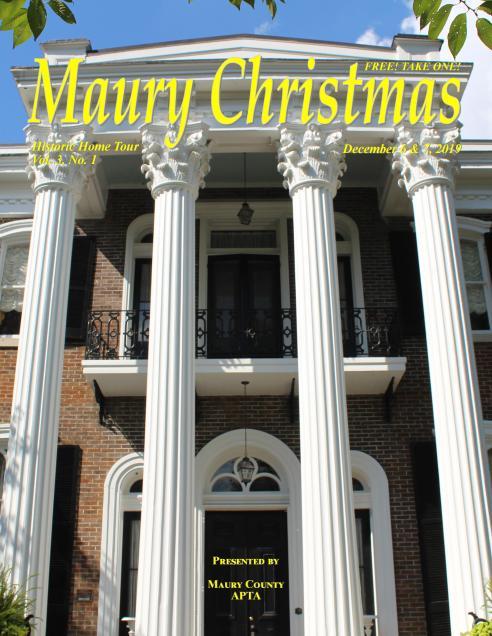2019 Maury Christmas MAG